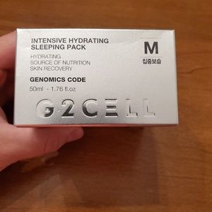 G2CELL intense hydrating sleeping mask